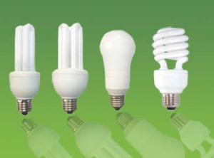 CFLs save energy and the planet