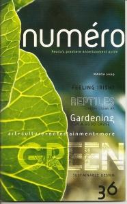 March Edition of Numero